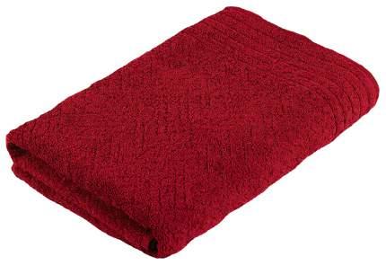 Пляжное полотенце Frottana Elegance-Uni красный