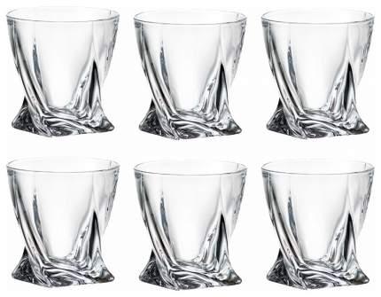 Набор стаканов Bohemia quadro 340 мл 6шт