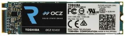 Внутренний SSD накопитель Toshiba RD400 256GB (RVD400-M22280-256G)