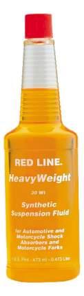 Гидравлическое масло RED LINE 0.473л 91142