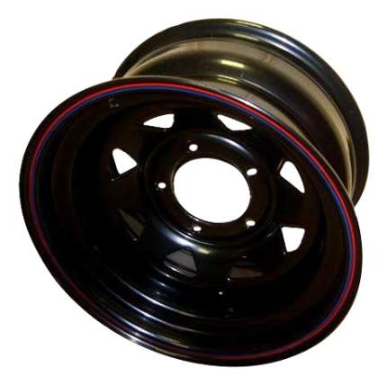 Колесные диски OFF-ROAD Wheels R16 10J PCD5x139.7 ET-44 D110 (1610-53910BL-44-4S)