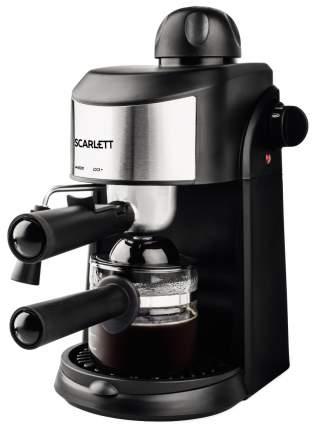 Рожковая кофеварка Scarlett SC-CM33005 Black