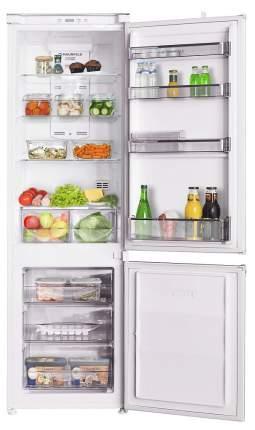 Встраиваемый холодильник MAUNFELD MBF.177NFW White