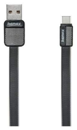 Кабель Remax rC-044a Type-C 1м Black