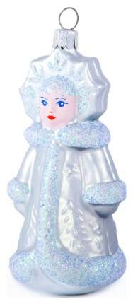 Елочная игрушка Елочка Снегурка C541 9,6 см 1 шт.