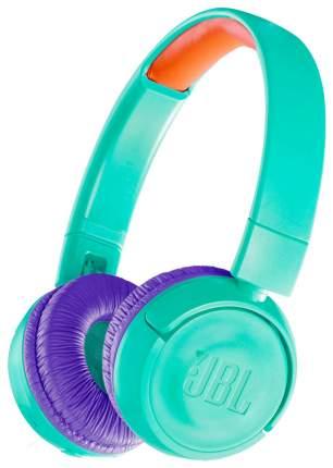 Беспроводные наушники JBL JR300 BT Turquoise/Purple