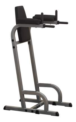 Брусья напольные Body Solid GVKR60 черно-серые