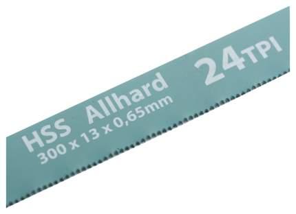 Полотно для ножовки по металлу GROSS 77724