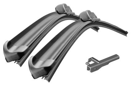 """Комплект щеток стеклоочистителя Bosch 550мм+400мм (22""""+16"""") 3397118972"""
