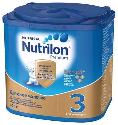 Молочная смесь 3 (от года) Nutrilon Premium 400 г