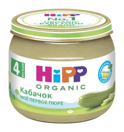 Пюре овощное HiPP Кабачок с 4 месяцев 80 г