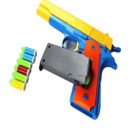 Пистолет игрушечный superpower softgun с пулями Shantou Gepai 447-13