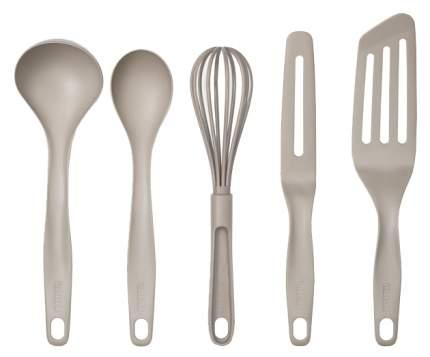 Набор кухонных принадлежностей Tefal K210S514 Бежевый