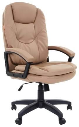 Кресло руководителя CHAIRMAN 668 00-07011066, бежевый