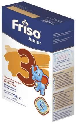 Детское молочко Friso 3 Junior с 1 года до 3 лет 700 г