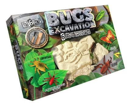 Набор для исследования Danko Toys Насекомые (жуки и пауки)