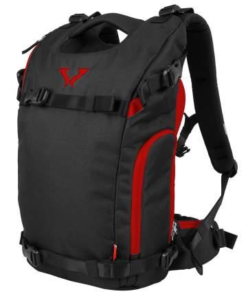 """Рюкзак """"BLACK R"""" черный с красным 17555"""