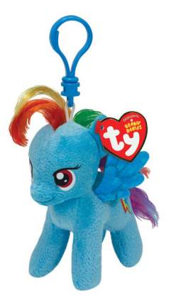 Мягкая игрушка Rainbow Dash голубая My little Pony 15 см, голубая