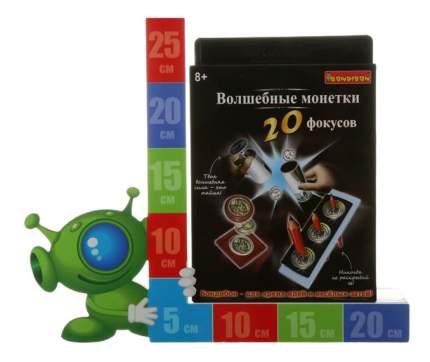 Набор фокусы Волшебные монетки Bondibon BB2124