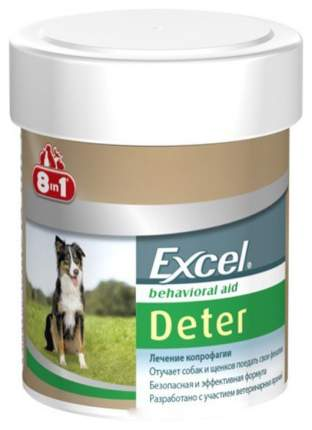 Пищевая добавка для домашних питомцев 8in1 Excel Детер 100 таблеток