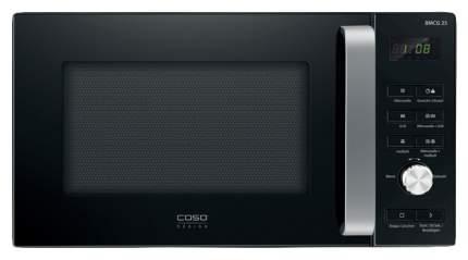 Микроволновая печь с грилем и конвекцией CASO BMCG 25 silver/black