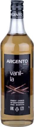 Сироп Argento ваниль 1 л