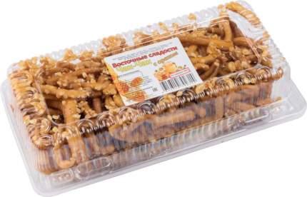Чак-чак Восточные сладости с орехом 180 г