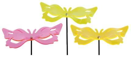 Садовая фигурка Esschert Design GL16 Желтый, зеленый, розовый