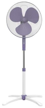 Вентилятор напольный POLARIS PSF 1640 white/violet