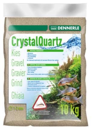 Грунт для аквариума Dennerle Kristall-Quarz природный белый 10кг