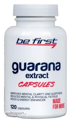 Энергетик Be First Guarana Extract Capsules 120 капс.
