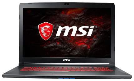 Ноутбук игровой MSI GV72 7RE-1628RU 9S7-1799GB-1628