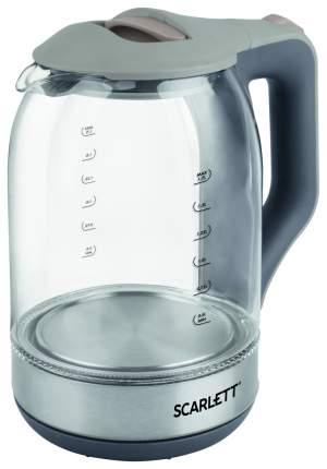 Чайник электрический Scarlett SC-EK27G42 Grey