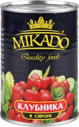 Клубника Mikado в сиропе 425 мл