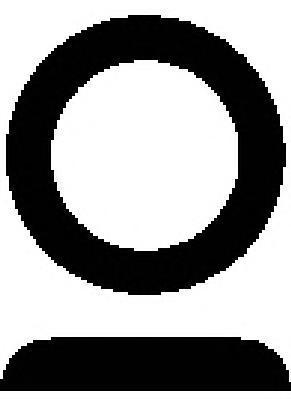 Прокладка приемной трубы Ajusa 01072900