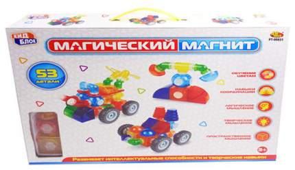 Конструктор магнитный ABtoys Магический магнит PT-00831
