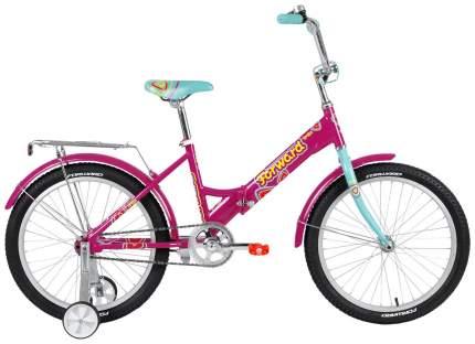 Велосипед Forward Timba (рост 13') 2017-2018 Фиолетовый