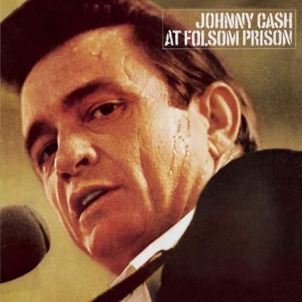 Виниловая пластинка Johnny Cash AT FOLSOM PRISON (180 Gram/Gatefold)