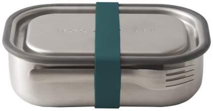 Ланч-бокс стальной бирюзовый
