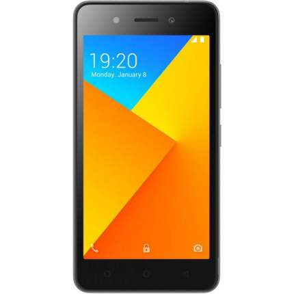 Смартфон ITEL A16 Plus DS Lilac Gray