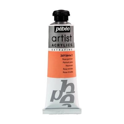 Акриловая краска Pebeo Artist Acrylics extra fine №2 розовый портретный 37 мл