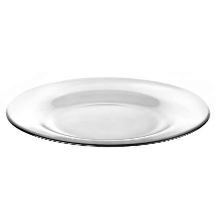 Тарелка из закаленного стекла ИНВИТЕЙШН d=260 мм