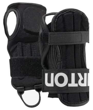 Защита запястья Burton Kids Wrist Guards True черная, S/M