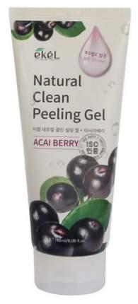 Пилинг для лица Ekel Acai Berry Natural Clean Peeling Gel 180 мл