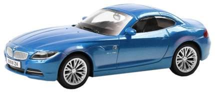 Машина металлическая RMZ City 1:43 BMW Z4, Цвет Синий