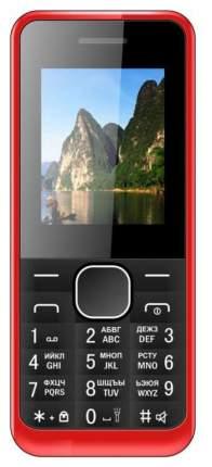 """Мобильный телефон IRBIS SF06r 1.77"""", 2xSimCard, Bluetooth, цвет: красный"""