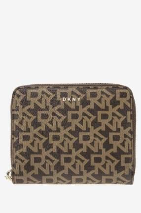 Кошелек женский DKNY R831J656 коричневый