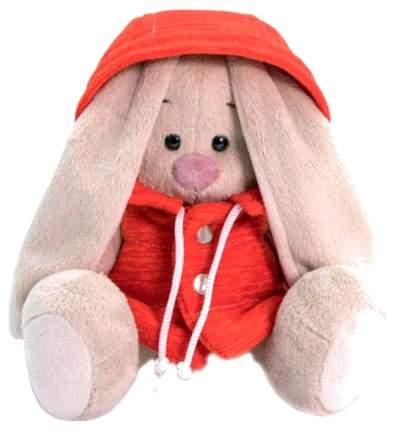 Мягкая игрушка BUDI BASA Зайка Ми с жилетке с капюшоном, 15 см