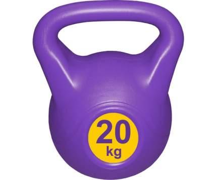 Гиря для кроссфита Leco 20 кг