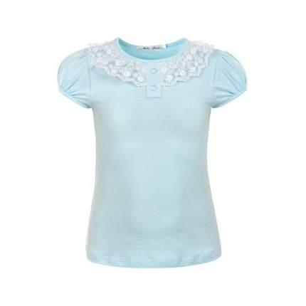 Блузка Nota Bene, цв. голубой, 164 р-р